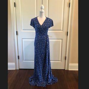 Beautiful, Long Blue Dress